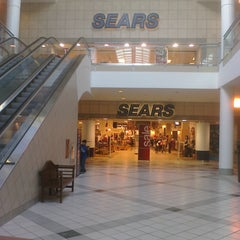 Photo taken at Sears by Mike C. on 10/18/2011