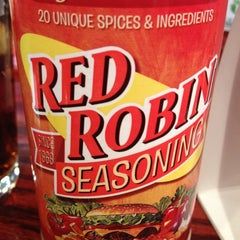 Photo taken at Red Robin Gourmet Burgers by Joseph S. on 3/4/2012