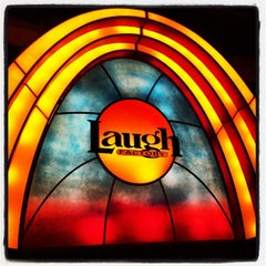 Photo taken at Laugh Factory Long Beach by ThatOneLAKid on 7/7/2012