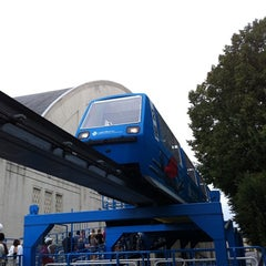 Photo taken at Monorail presented by Capital Blue Cross by Edward K. on 8/13/2011