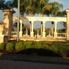 Photo taken at Emerald Island Resort by Jorge M. on 12/15/2011
