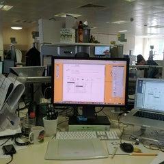 Photo taken at Gumtree HQ by patrick v. on 3/2/2012