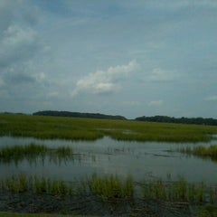 Photo taken at Parris Island, SC by Lawrence C. on 8/19/2012