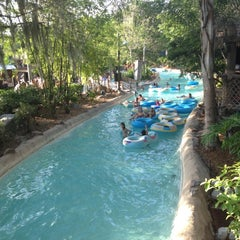 Photo taken at Disney's Typhoon Lagoon Water Park by Ego D. on 8/23/2012