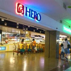 Photo taken at Hero by R.A.Y on 6/16/2012