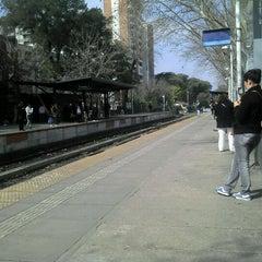 Foto tomada en Estación San Isidro [Línea Mitre] por Alexis L. el 8/25/2011