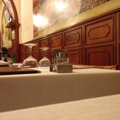 Photo taken at Trattoria Perilli by Christoph W. on 1/29/2012