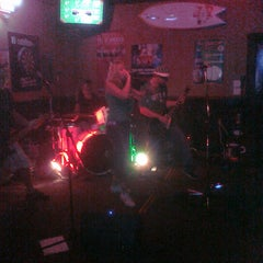 Photo taken at BackStreets Sports Bar by Pamela H. on 3/18/2011