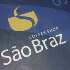 Photo taken at São Braz Coffee Shop by Suchi B. on 1/8/2012