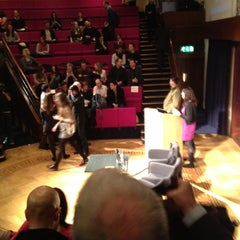 Photo taken at The Royal Institution by Shaun W. on 3/13/2012