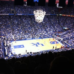 Photo taken at Rupp Arena by Asher Roth on 3/2/2012