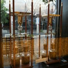 Photo taken at Cafe Demitasse by Nina S. on 1/2/2012