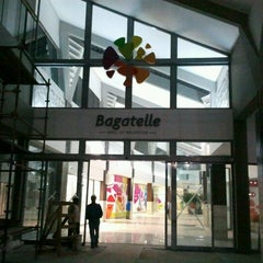 Photo taken at Bagatelle Mall Of Mauritius by Jason on 10/1/2011