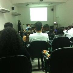 Photo taken at UFAM - Faculdade de Medicina by Leonardo M. on 3/24/2012