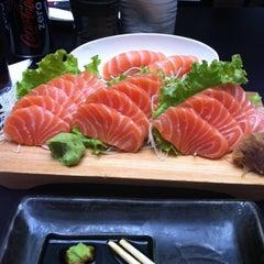 Photo taken at Mori Sushi by Mike Z. on 3/8/2012
