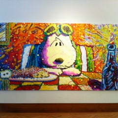 Photo taken at Charles M. Schulz Museum & Research Center by Laura B. on 5/18/2012