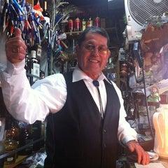 "Photo taken at Restaurant ""Donde el Gordito"" by Robert V. on 4/16/2011"