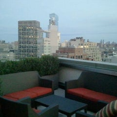 Photo taken at Sheraton Tribeca by Imad A. on 12/24/2011