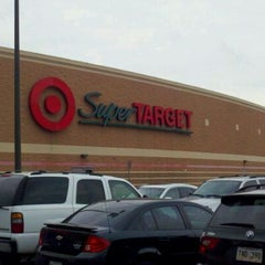 Photo taken at Super Target by Cody P. on 4/4/2011