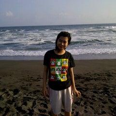 Photo taken at Pantai Ketawang by Tanti T. on 9/12/2012