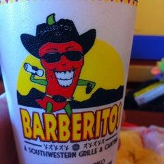 Photo taken at Barberitos by Brett B. on 8/13/2011