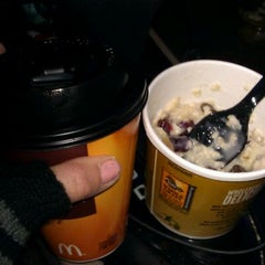 Photo taken at McDonald's by Cassie B. on 1/11/2012