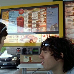 Photo taken at SONIC Drive In by Cody V. on 4/18/2012