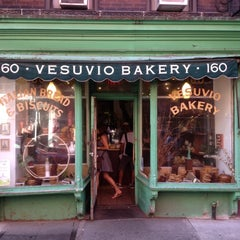 Photo taken at Vesuvio Bakery by Maurice H. on 6/23/2012