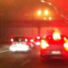 Photo taken at SS 35 Superstrada Milano-Meda by Manuela P. on 1/16/2012