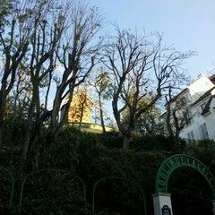Photo taken at Le Moulin de la Galette by An D. on 11/20/2011