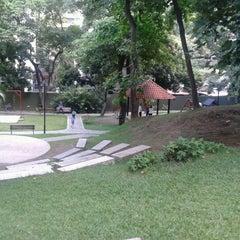 Photo taken at Parque Boyacá by Carolina L. on 7/26/2012