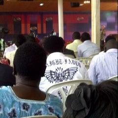 Photo taken at KICC Maryland Lagos by Elizabeth I. on 12/29/2011