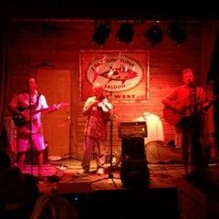 Photo taken at Smokin' Tuna Saloon by Shawn G. on 11/1/2011