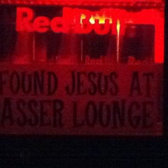 Photo taken at Gasser Lounge by Laura A. on 4/24/2011