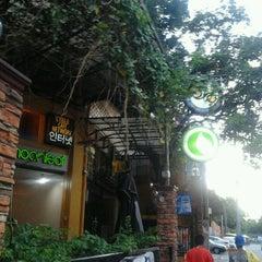 Photo taken at Moonleaf Tea Shop by Paulieastridge on 6/24/2012
