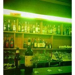 Photo taken at Oltre Il Mare Libreria Wine Bar by Federico on 8/28/2011