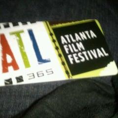 Photo taken at Atlanta Film Festival (@ Landmark Midtown Art Cinema) by The Candace B. on 3/24/2012