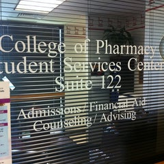 Photo taken at University of Houston College of Pharmacy by University of Houston College of Pharmacy on 8/23/2011