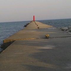 Photo taken at Sheboygan Harbor Center Marina by Stephanie A. on 8/30/2012
