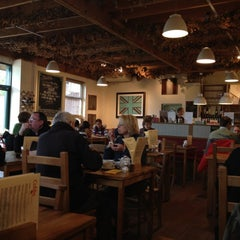 Photo taken at Cobbs Farm Shop and Restaurant by Thought F. on 5/20/2012