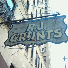 Photo taken at RJ Grunts by Carol S. on 6/17/2012