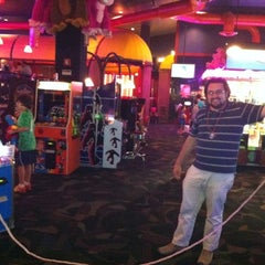 Photo taken at Dave & Buster's by James F. on 6/16/2012