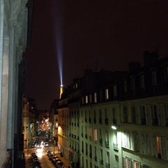 Photo taken at Hotel L'Amiral** by Natalya R. on 3/9/2012