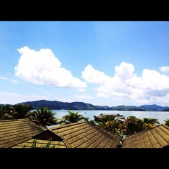 Photo taken at B.C Badin Resort : Ranong by Nuaey L. on 4/14/2012