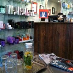 Photo taken at Keter Salon by Kate M. on 6/18/2012