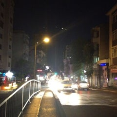 Photo taken at Ethem Efendi Caddesi by Halil İbrahim on 7/3/2012