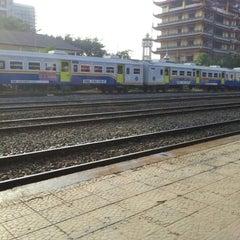 Photo taken at Stasiun Medan by Suwandy C. on 8/8/2012
