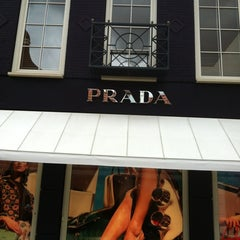 Photo taken at Prada Outlet by Rob d. on 7/13/2012