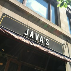 Photo taken at Java's Cafe by Kevin D. on 6/26/2012
