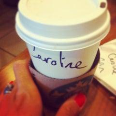 Photo taken at Starbucks by Carolyn D. on 4/10/2012
